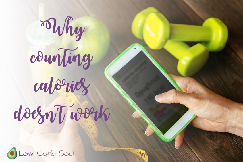 calorie counting doesn't work