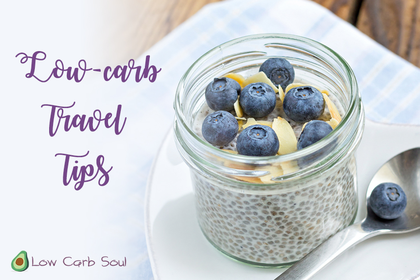 low-carb travel tips