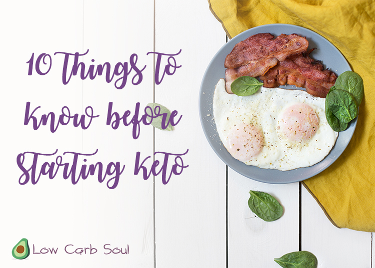 things to know before starting keto